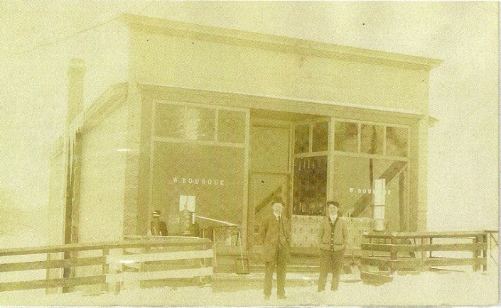 Photo ancienne Sherbrooke