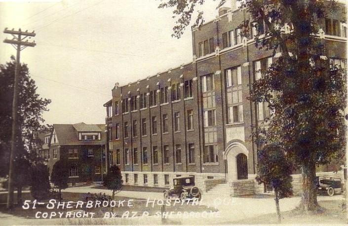 Sherbrooke Hospital